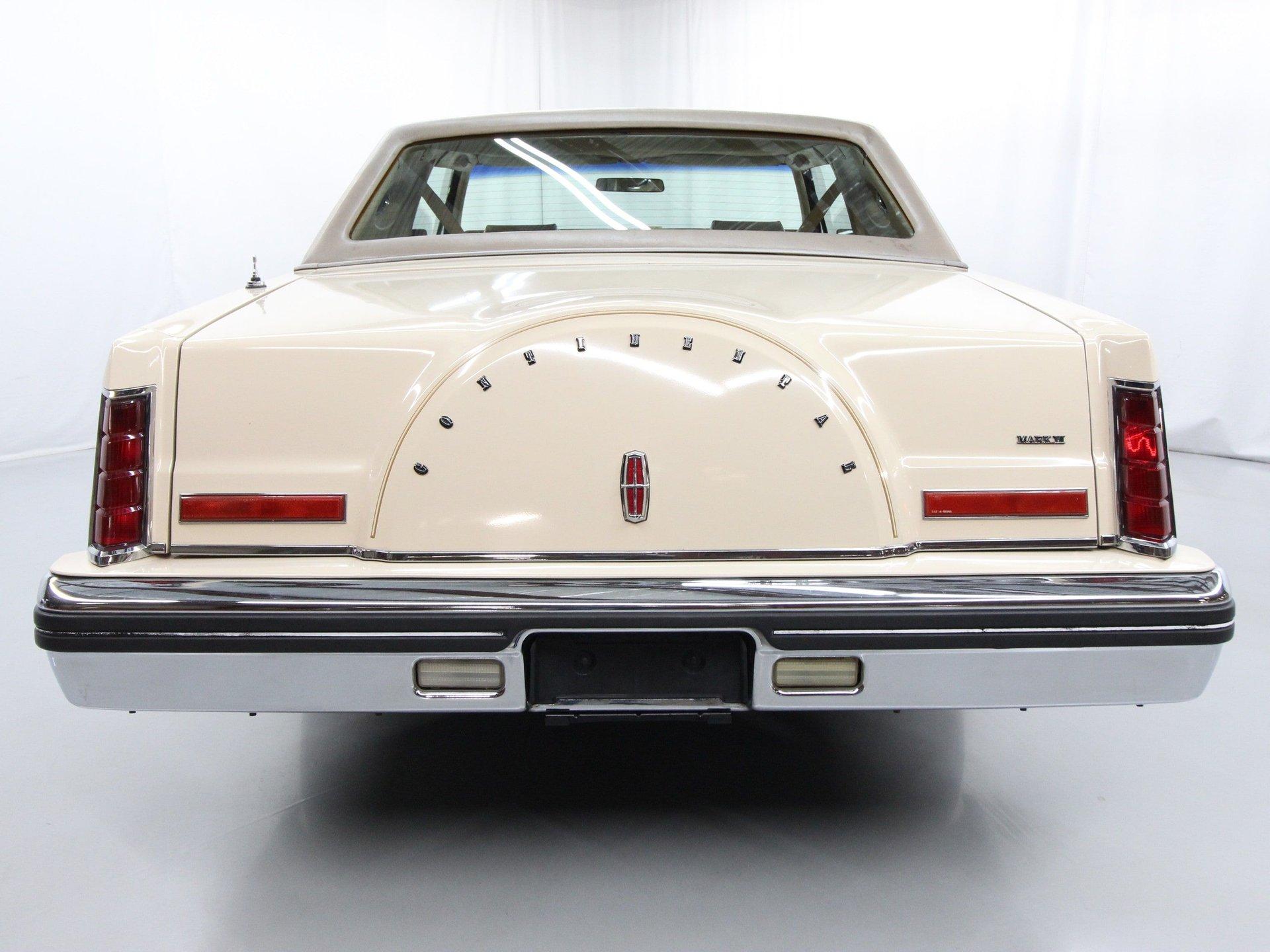 1980 Lincoln Mark VI
