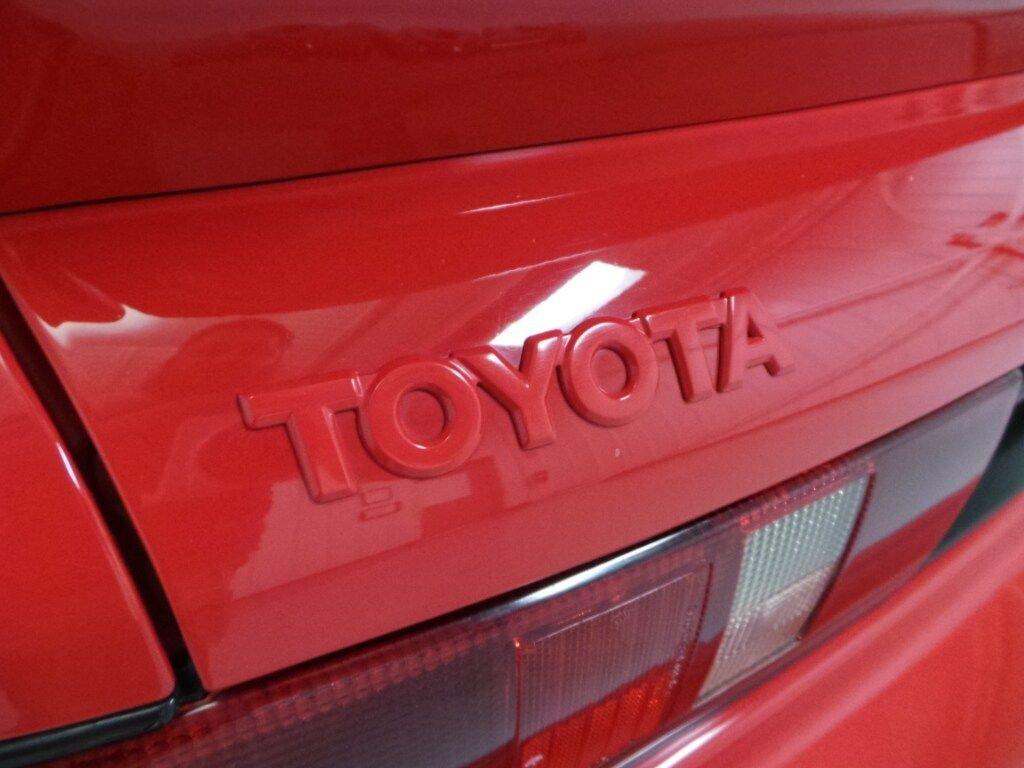 1993 Toyota MR2