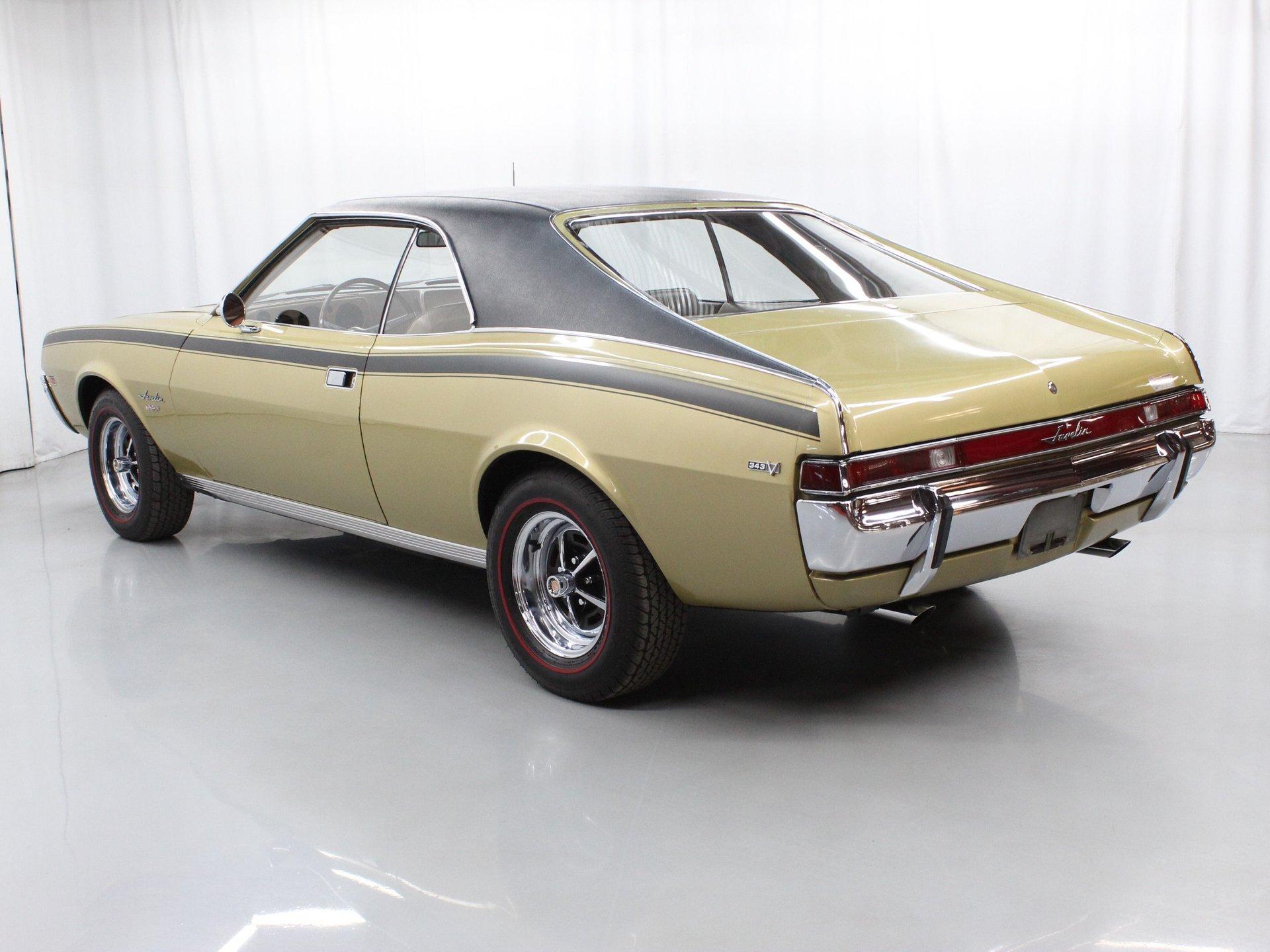 1968 AMC Javelin