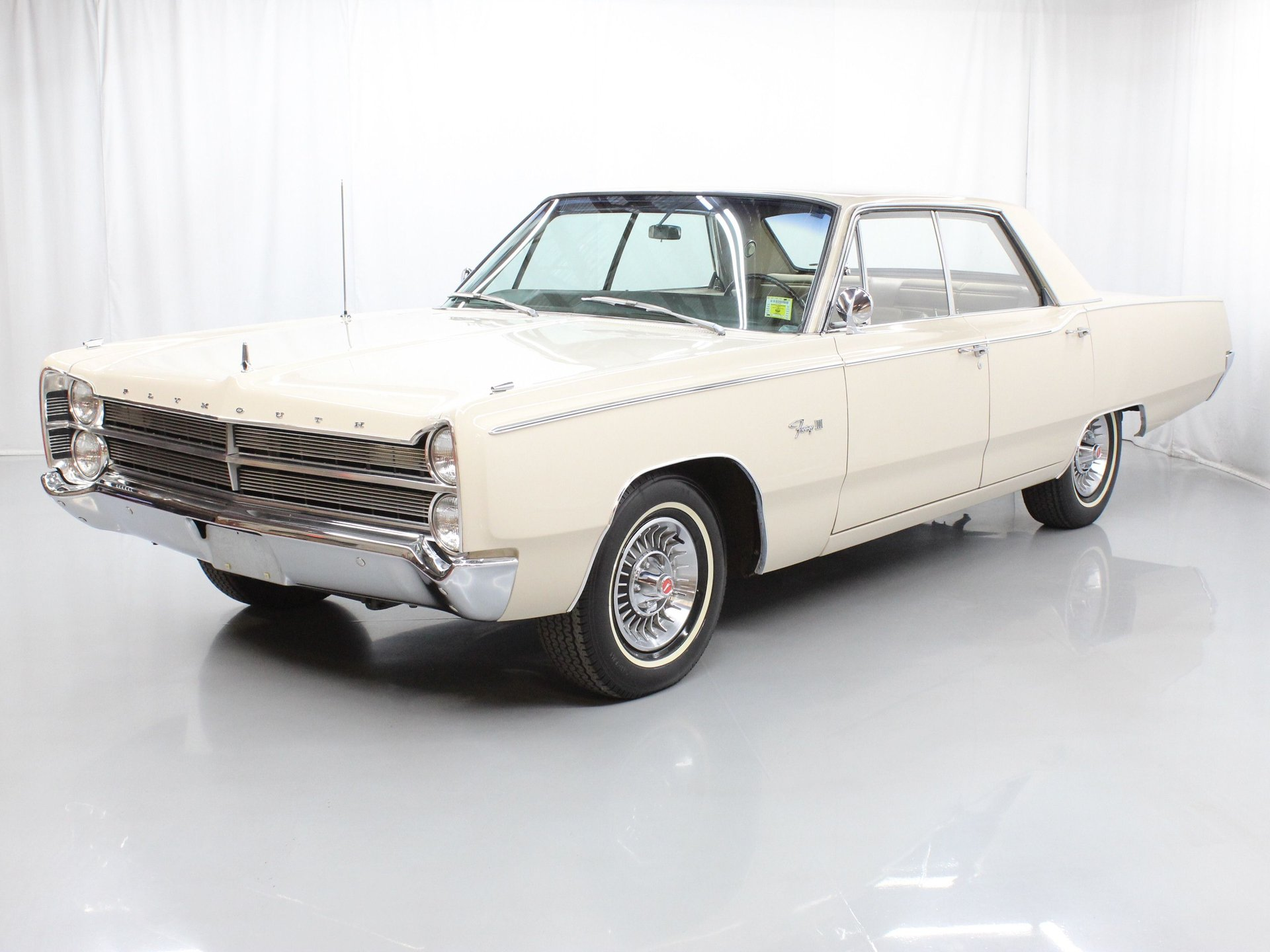 1967 Plymouth Fury