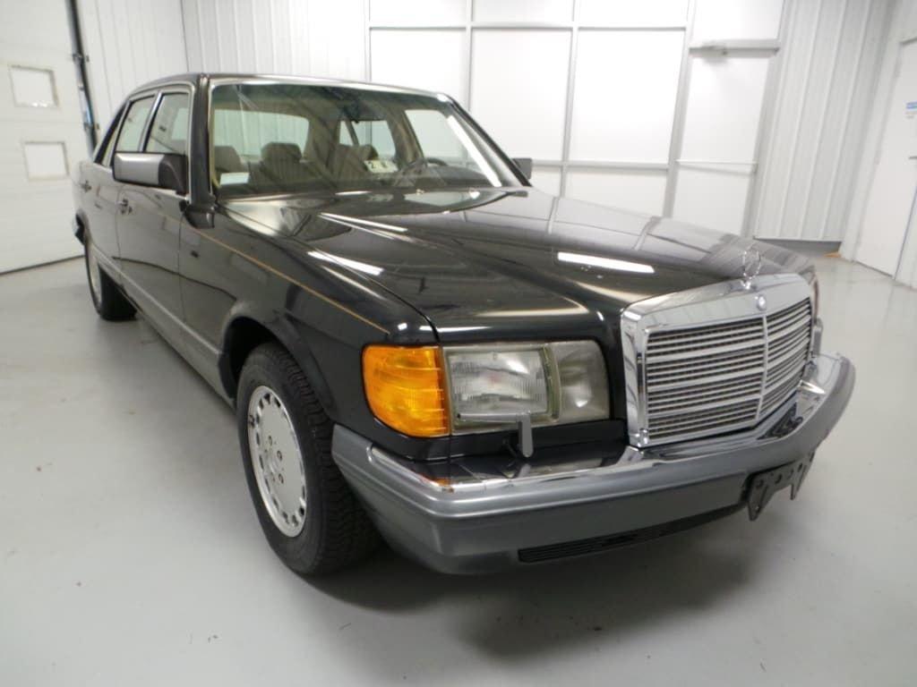 1991 Mercedes-Benz 300