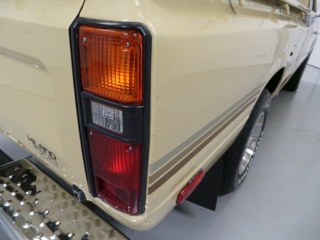 1981 Toyota 2WD Trucks