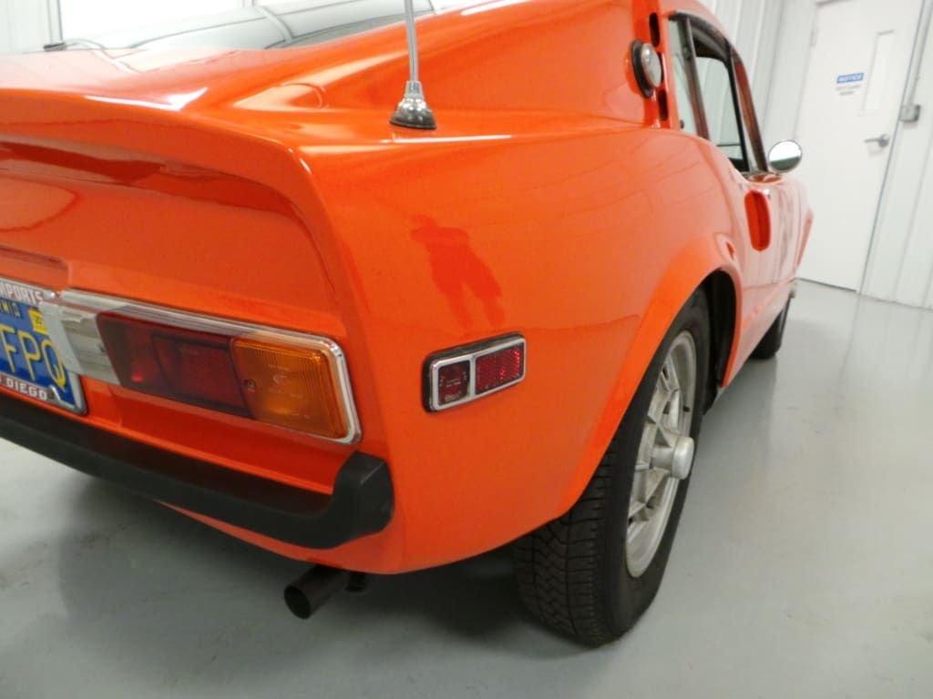 1971 Saab Sonett III