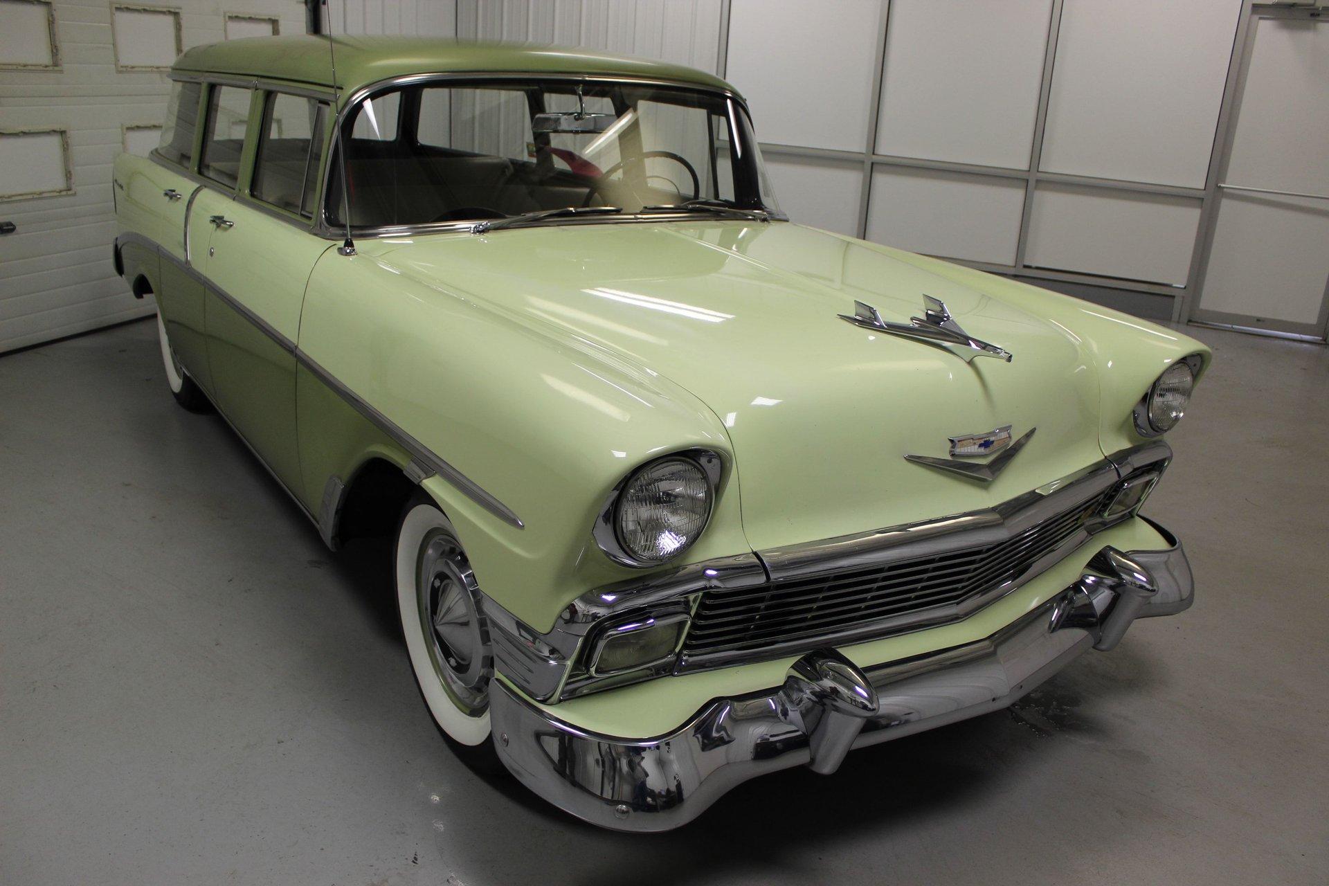 1956 chevrolet 210 townsman