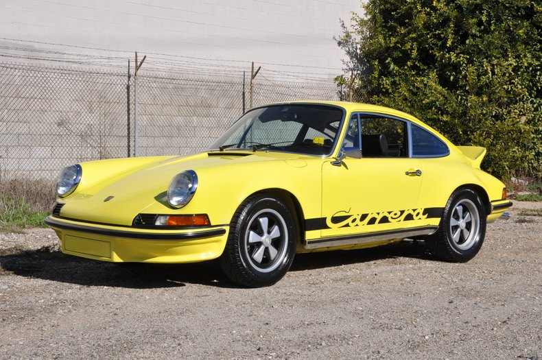 1973 Porsche 911 Carrera