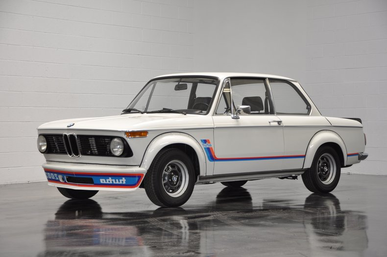 Bmw 2002 For Sale >> 1973 Bmw 2002 Turbo For Sale 8058 Mcg