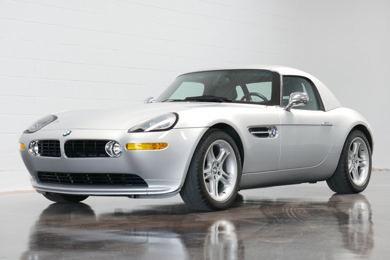 2001 Bmw Z8 European Collectibles