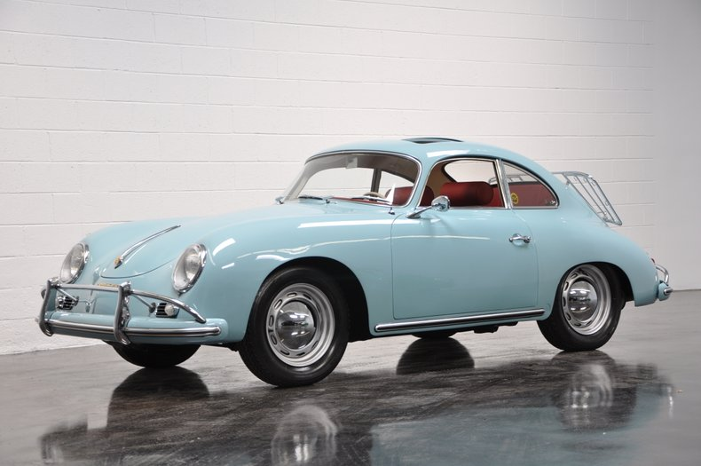 1959 Porsche 356A | European Collectibles
