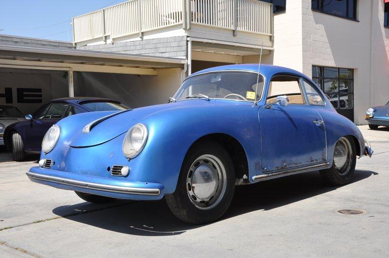1958 Porsche 356A For Sale