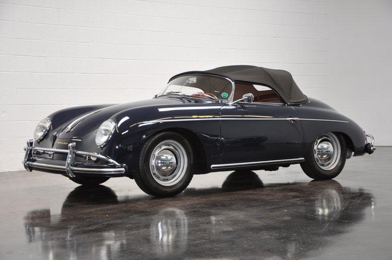 1958 Porsche 356A