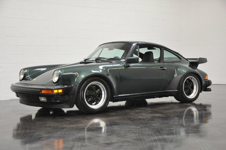 1986 Porsche 930 For Sale