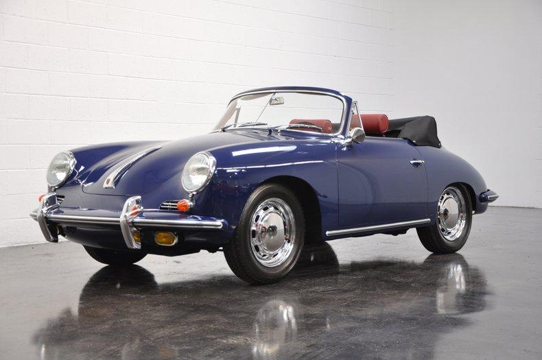 1963 Porsche 356SC