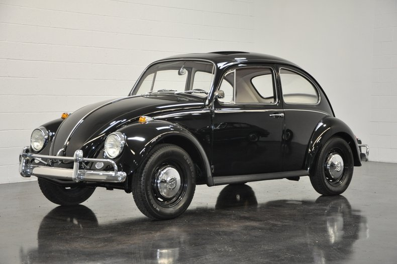 1967 Volkswagen Beetle | European Collectibles