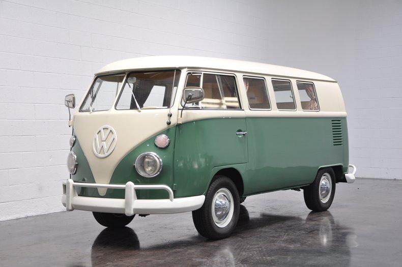 1966 Volkswagen Westfalia Camper