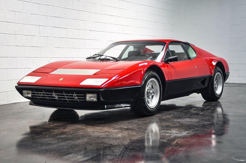 1977 Ferrari 512