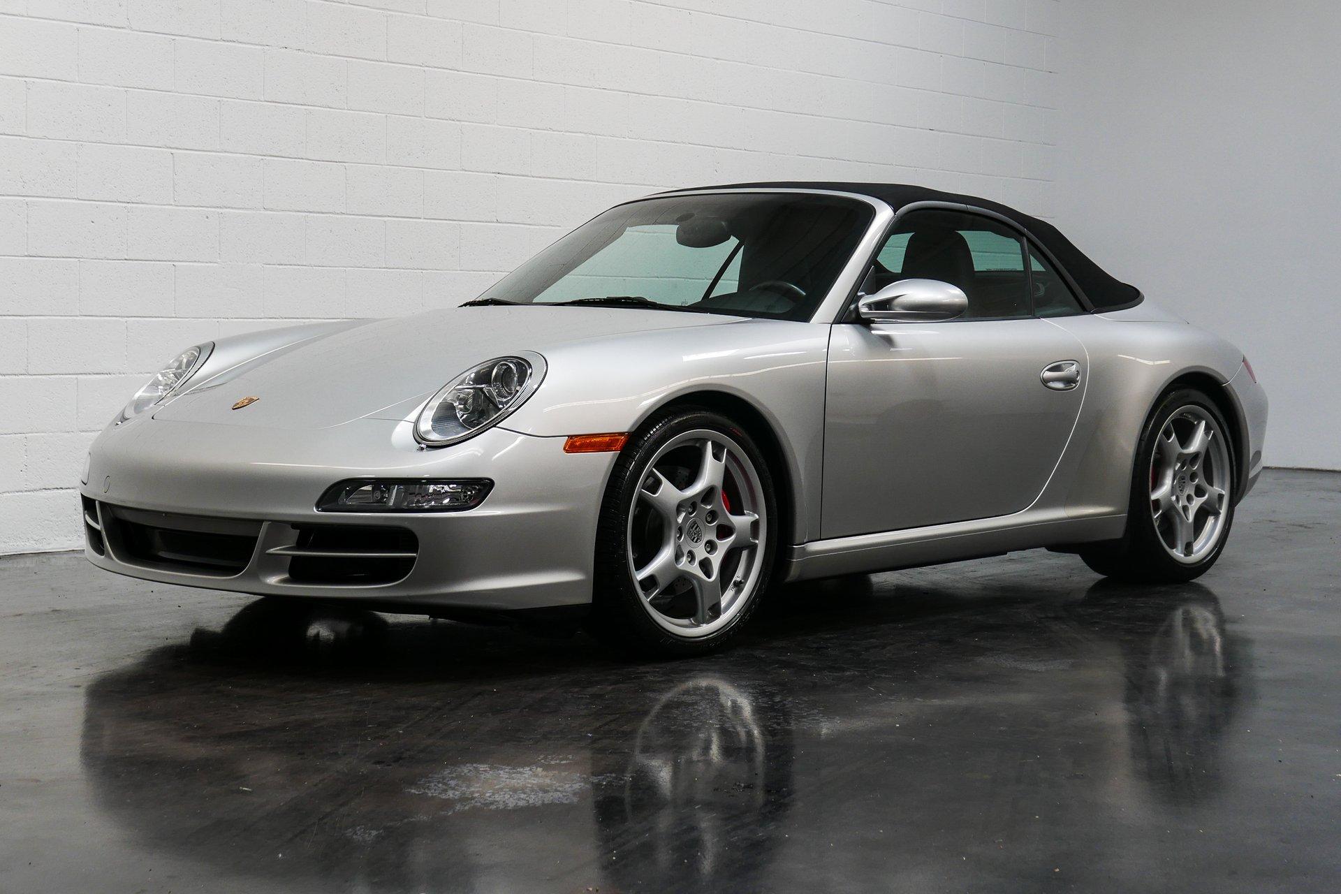 2007 Porsche 911 Carrera S For Sale ...