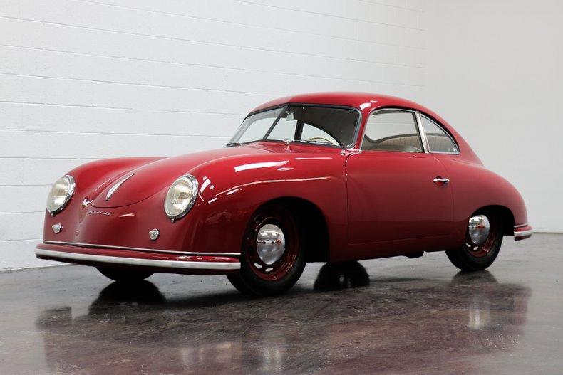 1951 Porsche 356 Pre-A