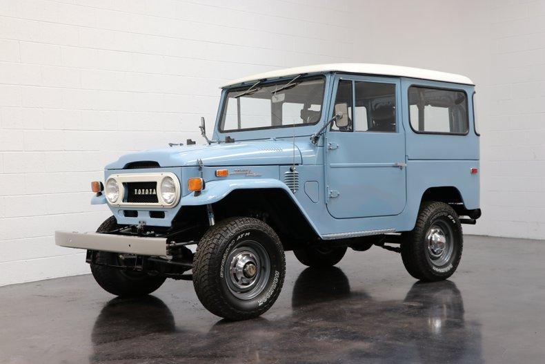 1973 Toyota FJ40 For Sale