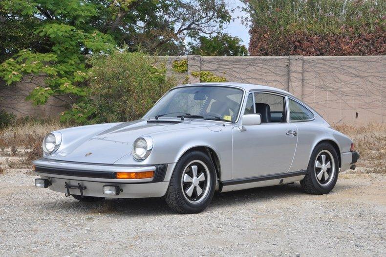 1976 Porsche 911 S Coupe