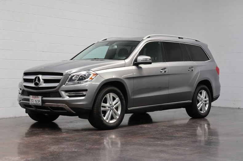 2015 Mercedes-Benz GL350