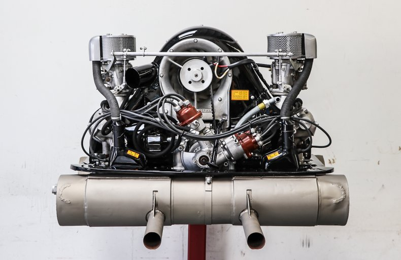 1959 Porsche 1600 GS Carrera Plain Bearing Engine