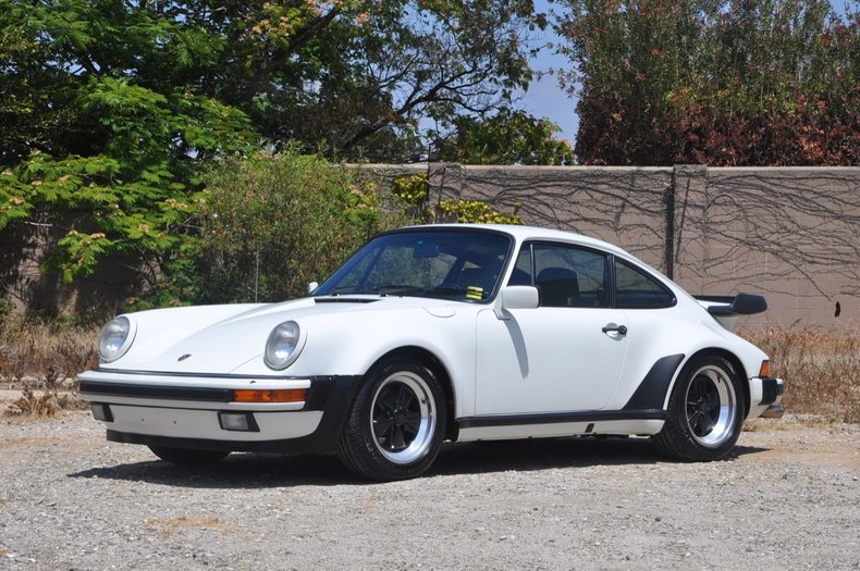 1984 Porsche M491 Carrera Coupe (Turbo Body)