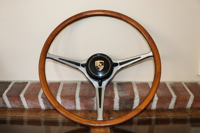 Carrera 2 Steering Wheel