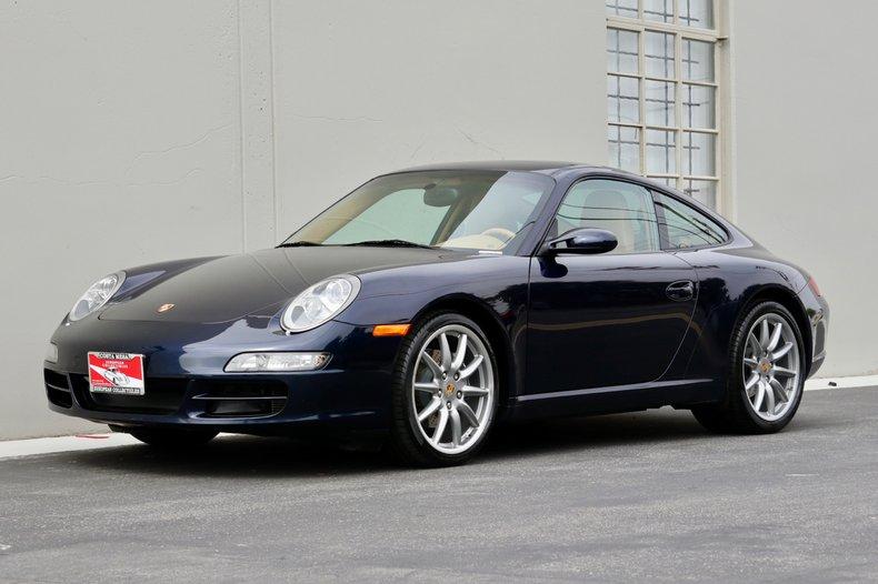 2008 Porsche 911 Carrera For Sale