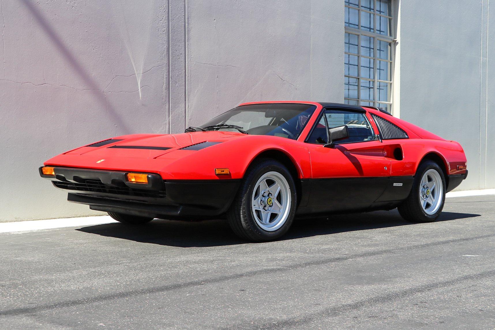 Ferrari 308 Gts For Sale >> 1985 Ferrari 308 Gts For Sale 169652 Motorious