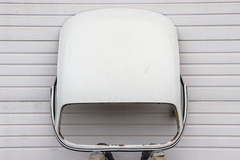 356 Cabriolet Hardtop