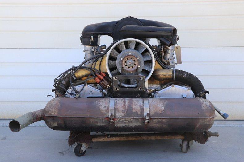 1966 Porsche 911 Engine