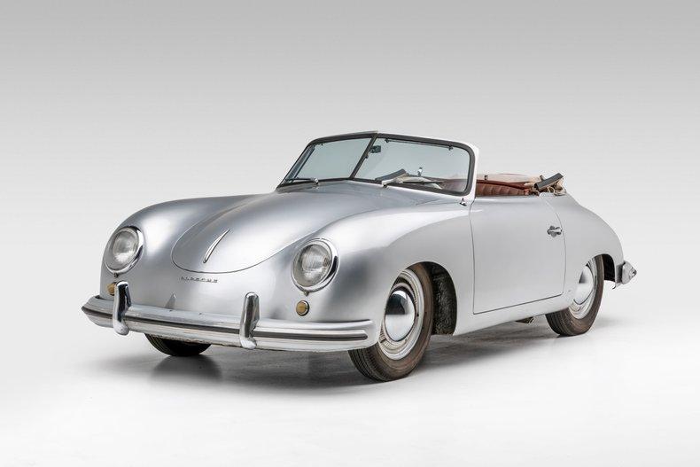 1952 Porsche 356 Pre-A