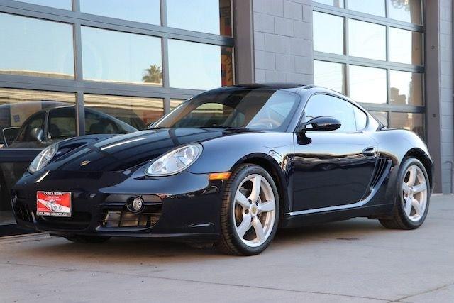 2007 Porsche Cayman
