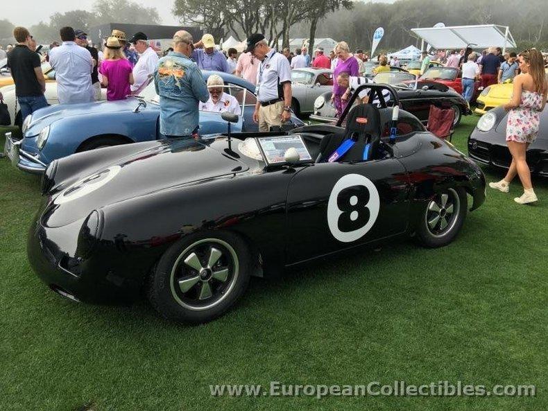 1960 Porsche 356 Roadster Race Car