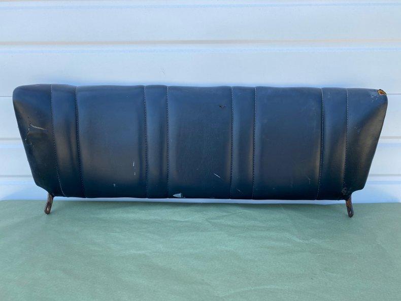 356 Pre-A/T1 Rear Seat Back