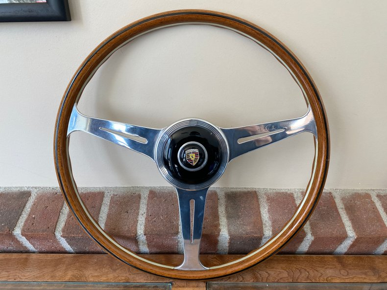 Flat Nardi Steering Wheel