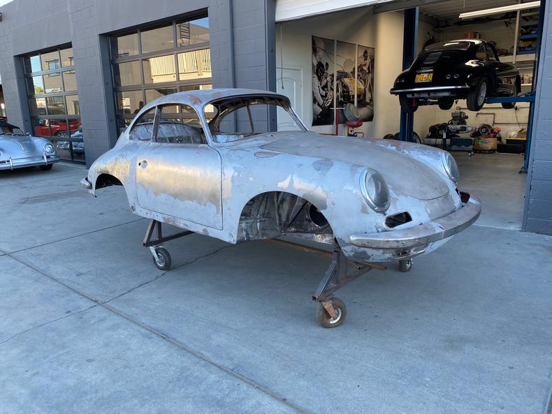 1964 Porsche 356SC