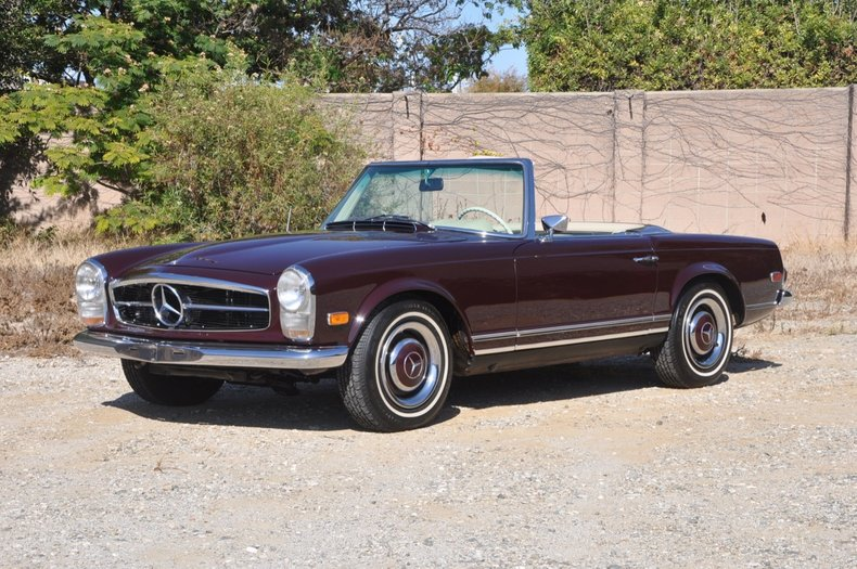 1967 Mercedes-Benz 250SL
