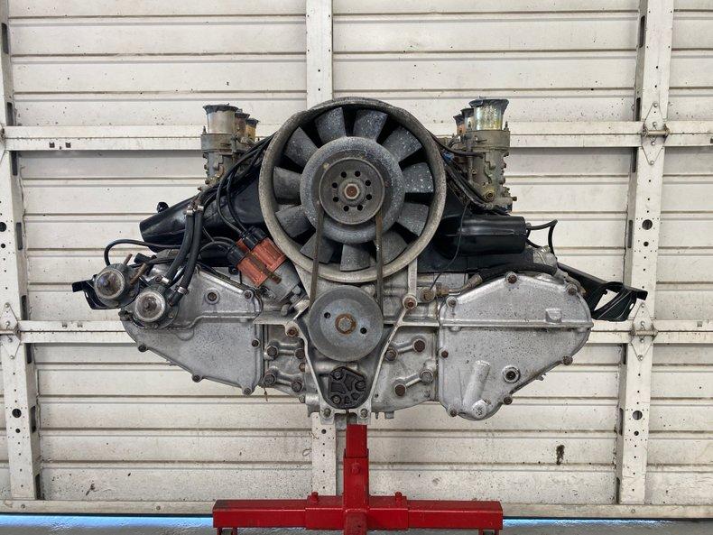 1965 Porsche 911 Engine