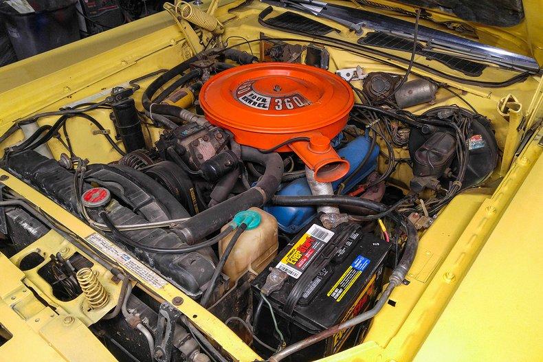 1974 Dodge Challenger 29
