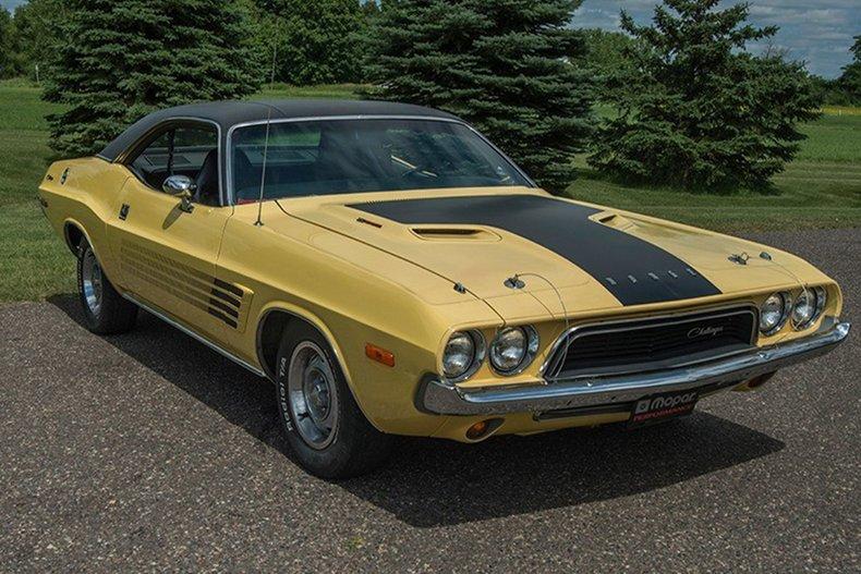 1974 Dodge Challenger 8