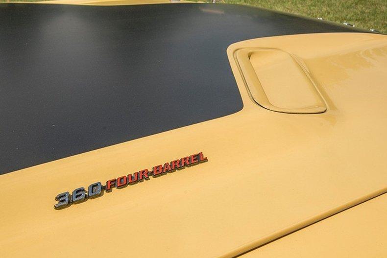 1974 Dodge Challenger 16