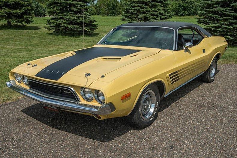 1974 Dodge Challenger 9