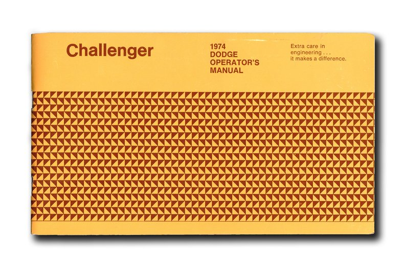 1974 Dodge Challenger 1