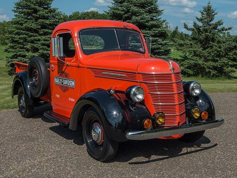 1940 International K