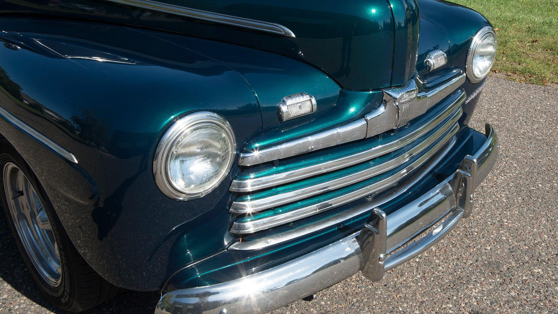 1946 Ford Business Coupe Berlin Motors
