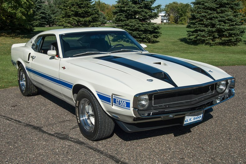 1970 Ford Shelby Cobra GT500