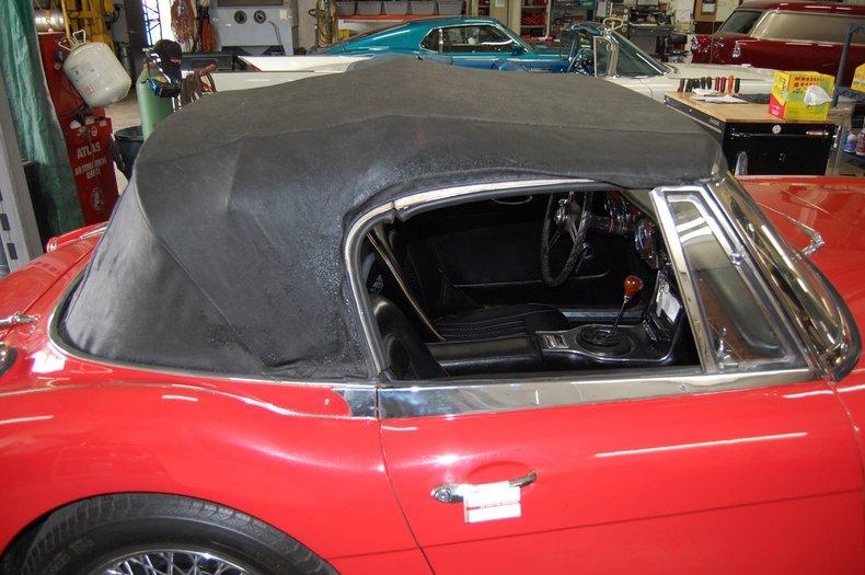 1967 Austin-Healey 3000 MKIII BJ-8 40
