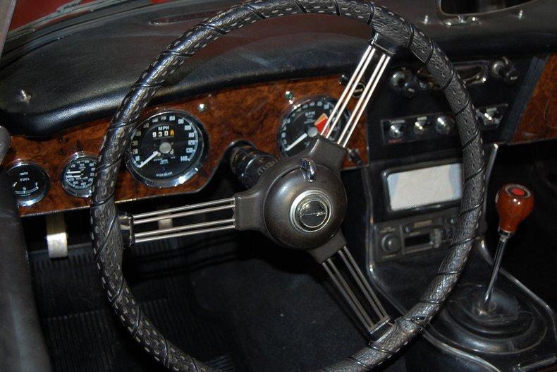 1967 Austin-Healey 3000 MKIII BJ-8 27