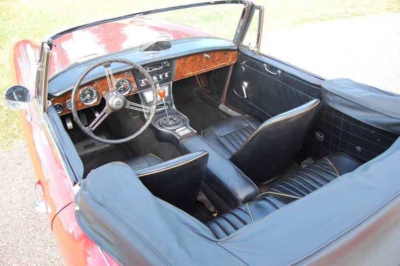 1967 Austin-Healey 3000 MKIII BJ-8 18
